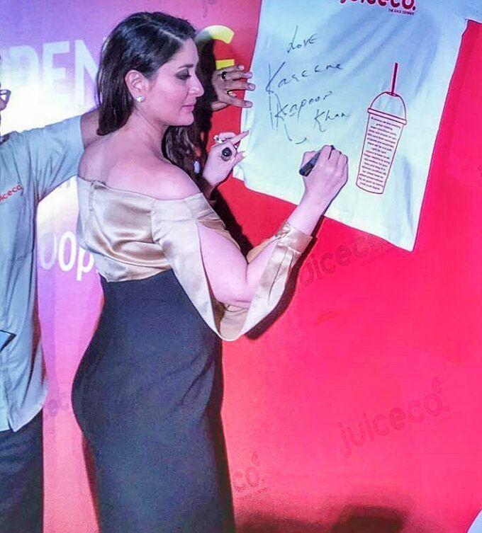 Kareena Kapoor sexy fogure
