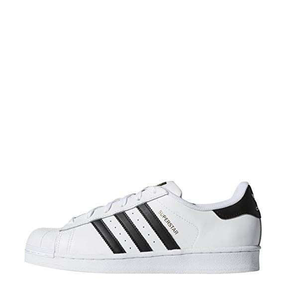 d49f79b6fa8f adidas Originals Women s Superstar Shoes Running Black White