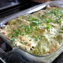 Healthy Chicken Enchilada Can't Wait to Try This for My Husband