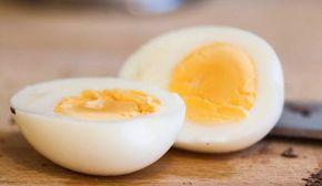 Dieta del huevo cocido: ¡Baja hasta 11 kg en 2 semanas!