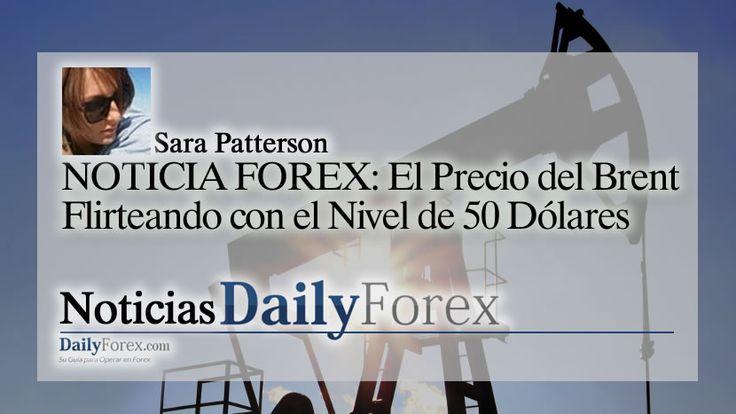 NOTICIA FOREX: El Precio del Brent Flirteando con el Nivel de 50 Dólares | EspacioBit -  https://espaciobit.com.ve/main/2017/07/05/noticia-forex-el-precio-del-brent-flirteando-con-el-nivel-de-50-dolares/ #Forex #DailyForex #CrudoBrent #Petroleo