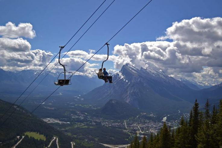 North American Chairlift & Sightseeing, Mt. Norquay