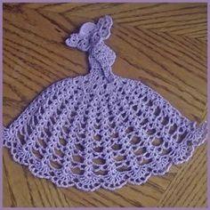Crinoline Lady Crochet Pattern - Google Search