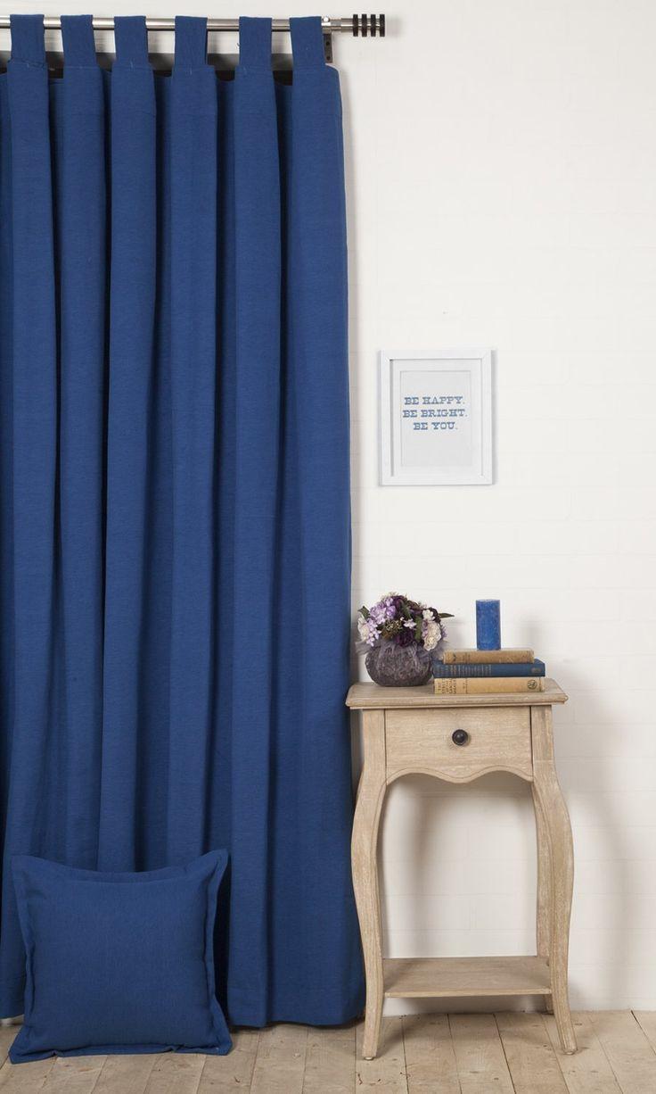 Yamini Caravan Fabric Swatch Blue