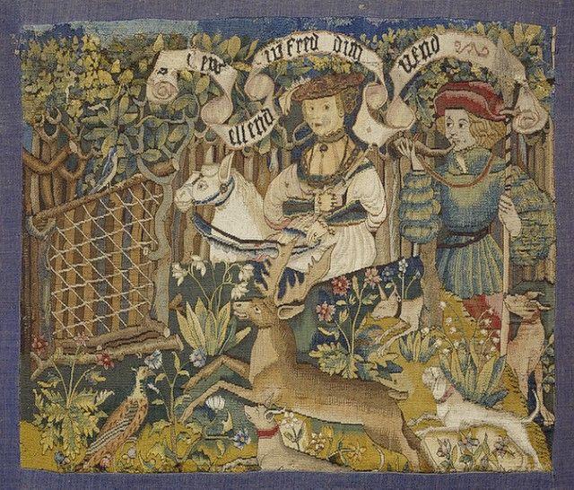 lioubasmir - Шпалеры и гобелены в коллекции Эрмитажа. Цикл лекций «Прикладное искусство Западной Европы».