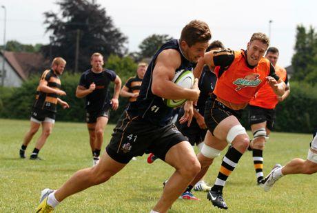 Bristol Rugby - GALLERY: Pre-Season Training