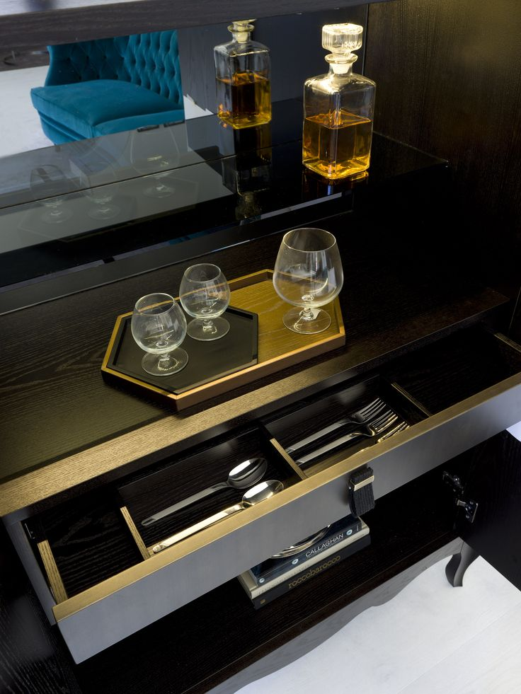 cocktail cabinet . Olyvia bar by modacollection