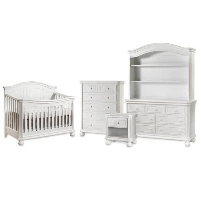 Sorelle Finley Nursery Collection Furniture Collection (White)