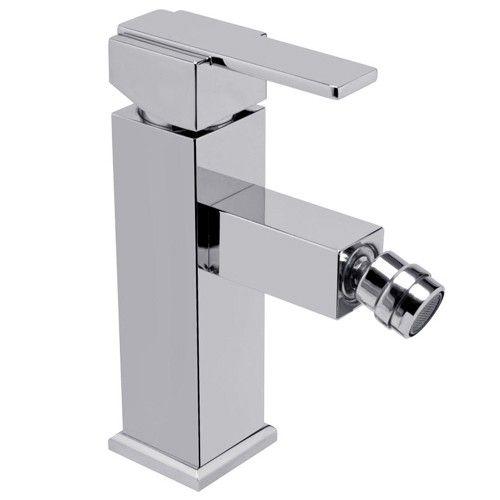 Dree Single Handle Modern Bidet Faucet in Chrome