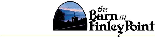 The Barn at Finley Point - A Rural Gathering Place, 5000 square foot timber framed barn on Finley Point at Flathead Lake at the base of the Mission Mountains, Flathead Wedding Receptions, Polson Montana, meeting and conference facilities, event facilities.