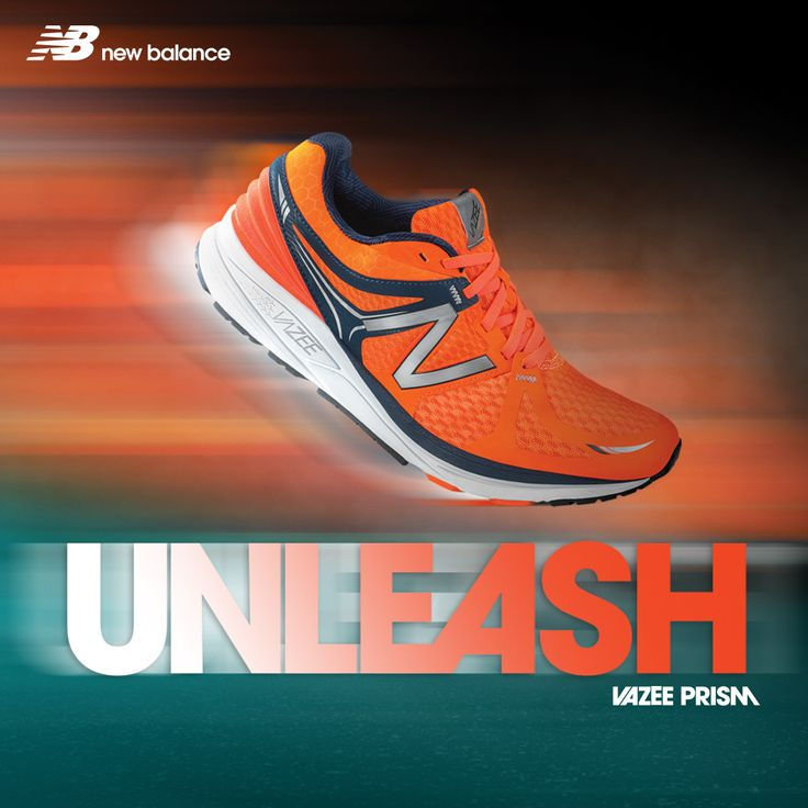 Designed for speed, New Balance latest running line-up, Vazee Prism features a medial post for extra stability when you need it. Available for men and women at selected Planet Sports, Sports Station, New Balance Indonesia concept stores and shop online at www.planetsports.net