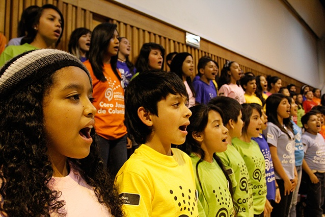 [Música ] .@CelebralaMusica El coro en ensayo (3) por .@EDWARDLORAM