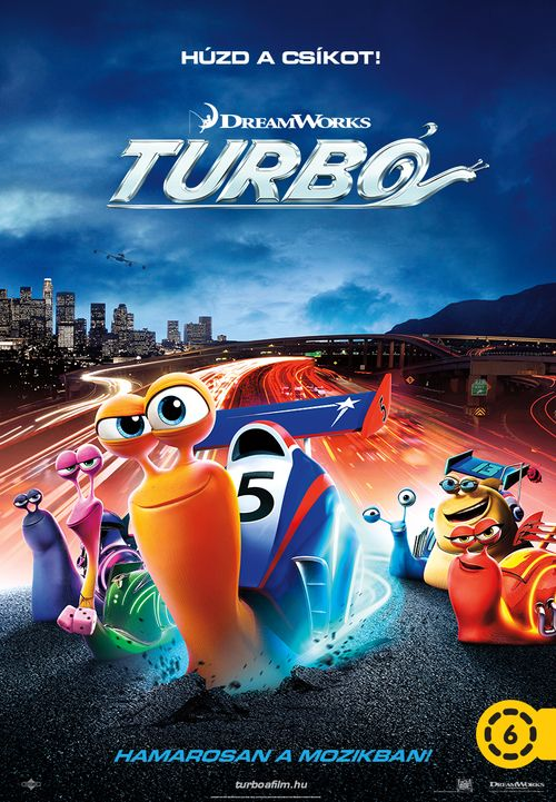 Watch Turbo 2013 Full Movie Online Free