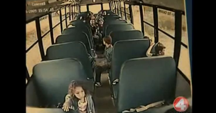 Estos son los hechos que ocurrieron en eldistrito escolar Alfred-Almendra en el condado de Allegheny, donde un autobus escolar lleno de niños de diferentes edades incluyendo algunos desde 5 años de edad, estaba siendo conducido por una persona en estado de ebriedad.