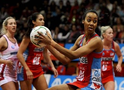 THE NSW Swifts must win their final two games of the season to have a realistic chance of reaching the finals after a 32-point loss to the Adelaide Thunderbirds at Sydney Olympic Park yesterday.    Read more: http://www.smh.com.au/sport/netball/finals-push-stalls-as-swifts-slip-up-at-home-20120617-20iae.html#ixzz1y6TAR6Ya
