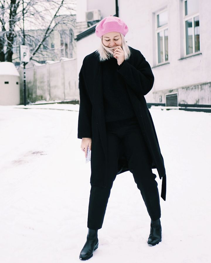 This is me trying to find my motivation to go to work after independence day party last night  #suomi100 . . . . . . #whatiwore #fashionstatement #moreontheblog #linkkibiossa #linkinbio #scandifashion #minimalistfashion #allblackoutfit #winteroutfit