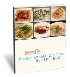 Thermomix Main Meals In Under 25 Mins - Recipe Box - ThermoFun