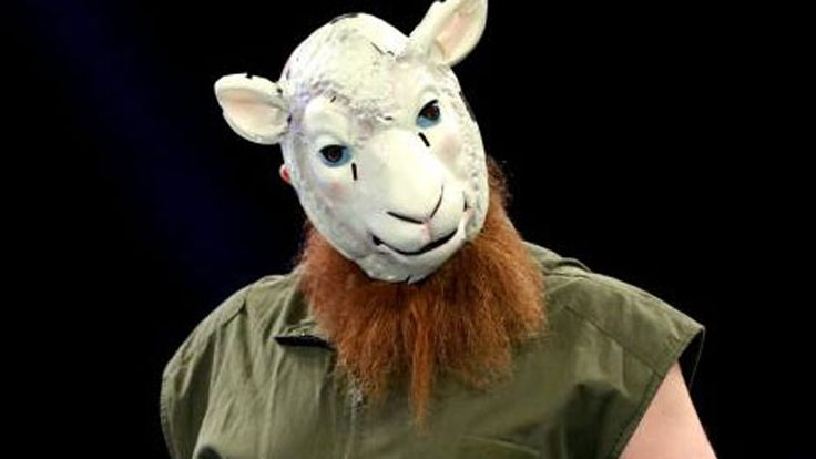 Erick Rowan Continues With The Creepiness