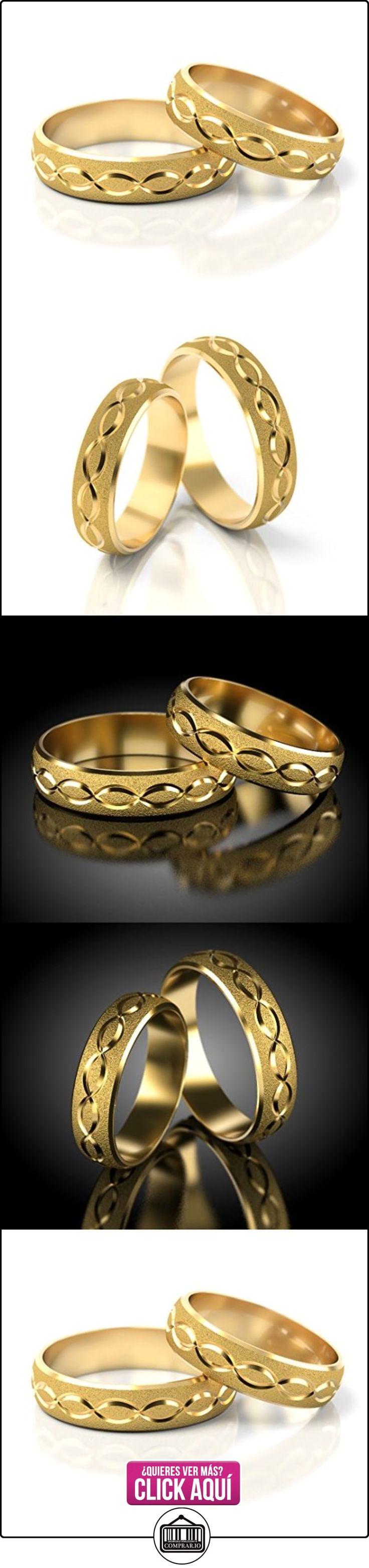 Anillos De Boda Oro amarillo 750_S-875  ✿ Joyas para hombres especiales - lujo ✿ ▬► Ver oferta: https://comprar.io/goto/B00L2RPASM