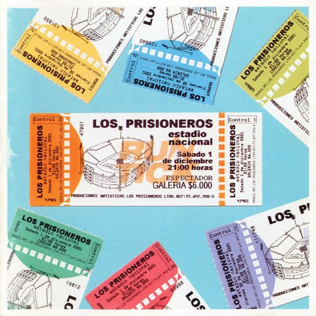Saved on Spotify: La Voz de los '80 (En Vivo) by Los Prisioneros