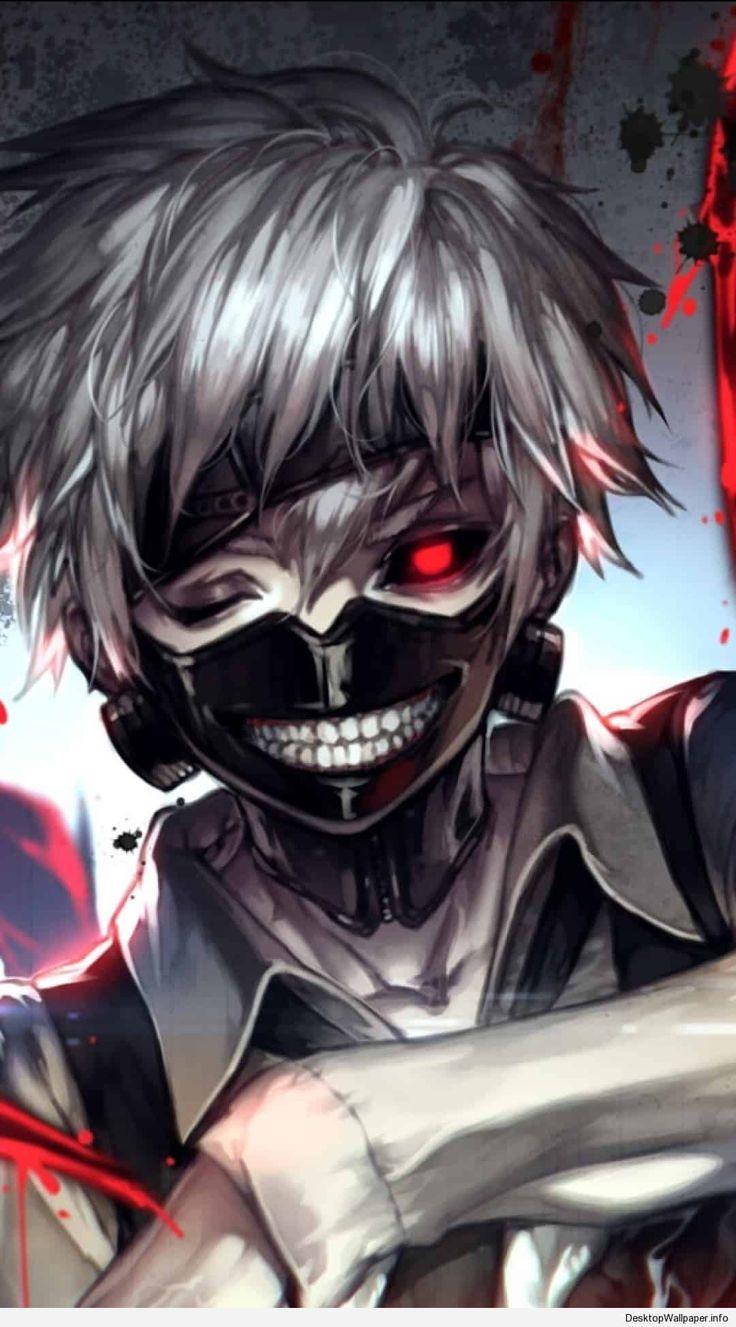 Tokyo Ghoul Wallpaper 4k Iphone Tokyo ghoul, Gambar