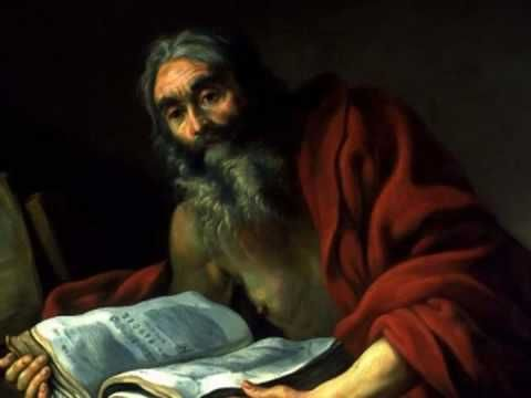 Saint of the Day – September 30 – St Jerome (C 347-420 aged c73) Priest, Confessor, Theologian, Historian and Doctor of the Church – Patron of archeologists; archivists; Bible scholars; librarians; libraries; school children; students; translators #pinterest #tjerome He was the son of Eusebius, born at Stridon, a village near Emona on the border of