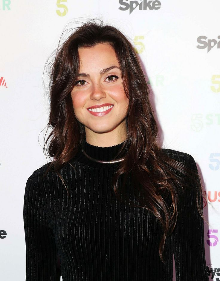 Poppy Drayton at CHANNEL 5 event