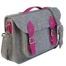 Filcowa torba na ramię Filcowa torba na ramię