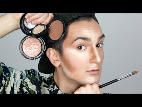 Great video on Contouring & Highlighting [in italian]