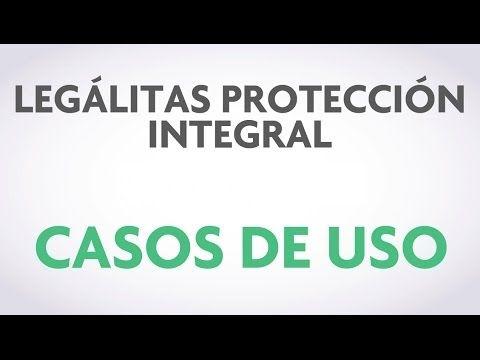 PROTECCIÓN INTEGRAL (Por menos de 11 € / mes) | CASOS DE USO  Te ayudamos para darte una protección integral en todos lo ámbitos de tu vida: trabajo, vivienda, familia, consumo etc.. el producto más completo.