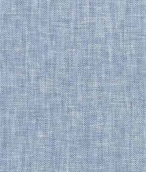 Denim Blue Chambray Linen Fabric - $25.2 | onlinefabricstore.net