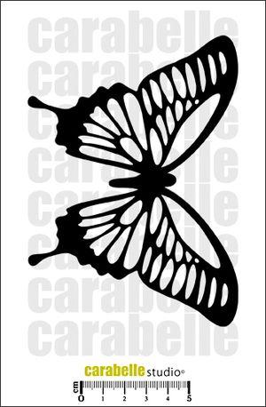 Acheter Masque/Pochoir Papillon - Art Mask - CARABELLE STUDIO