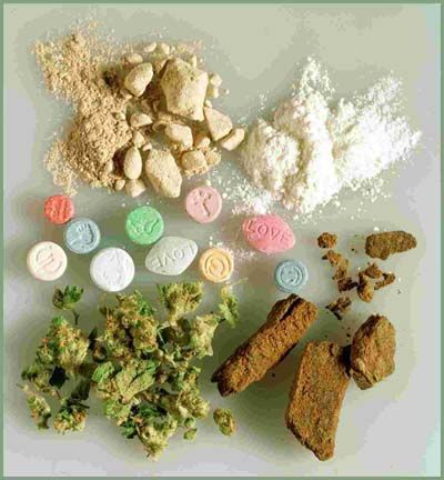 remember the contents of a pill includes reagents from plants to