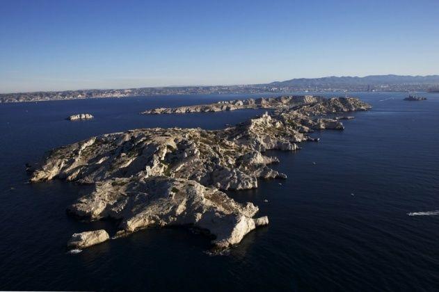 Ile de Pomègues, Archipel du Frioul, Marseille, Bouches-du-Rhône