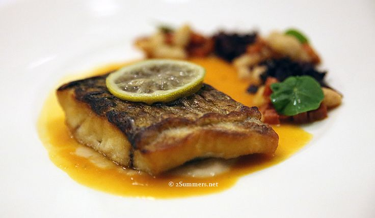 *Pictured above: Grilled sea bass from the Winehouse. I'vehad the privilege of eating at a lot of nice Joburg restaurants over the years, especially around Melville and the northern suburbs. For s...