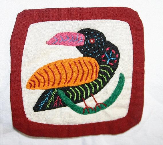 mola: Indio Kuna, Huipil Panama, Panamanian Crafts, Crafts Ideas, Kuna Panama, Blas Mola, Panama Mola, Huipiles Panama, Mola Indio