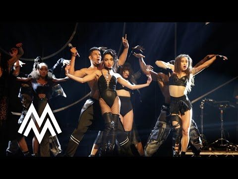 The amazing FKA Twigs performs 'Figure 8' & 'In Time' live at MOBO Awards 2015. Watch the full show on ITV Player NOW -- https://www.itv.com/itvplayer/the-mo...