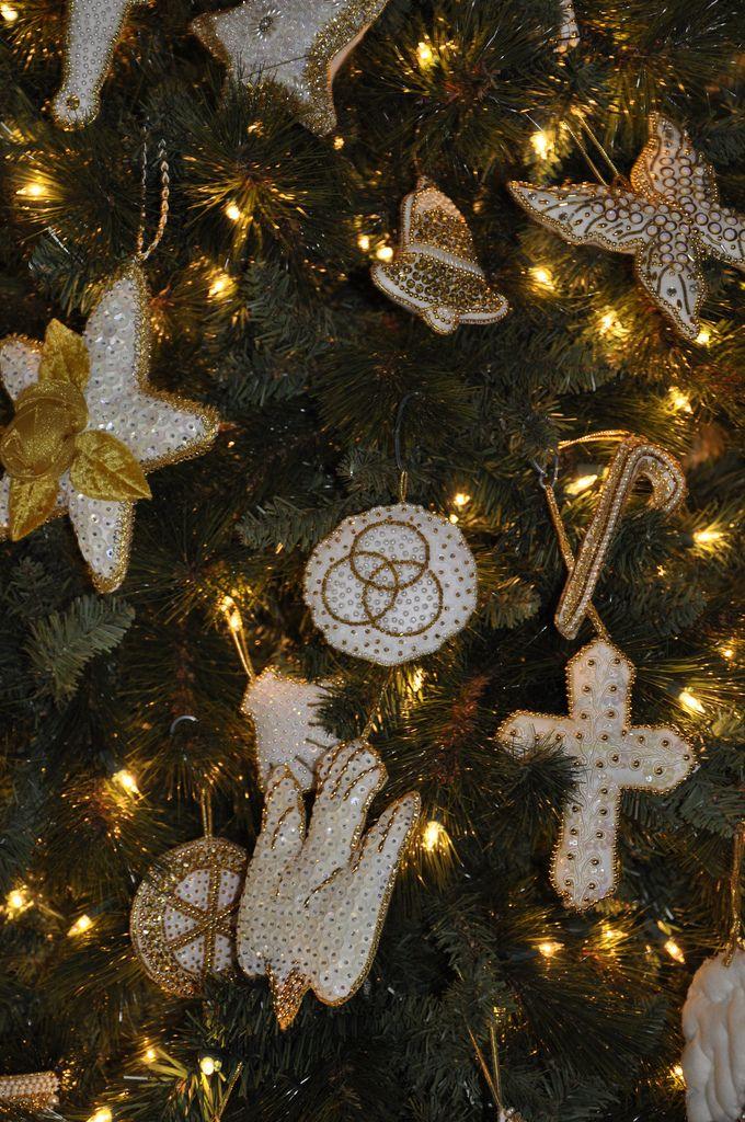 Ornaments Tree Chrismon Sale