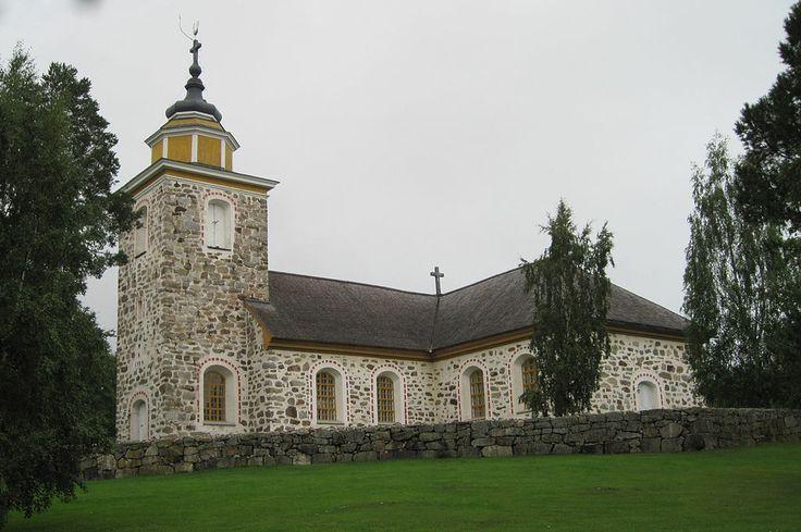 The church of Munsala.