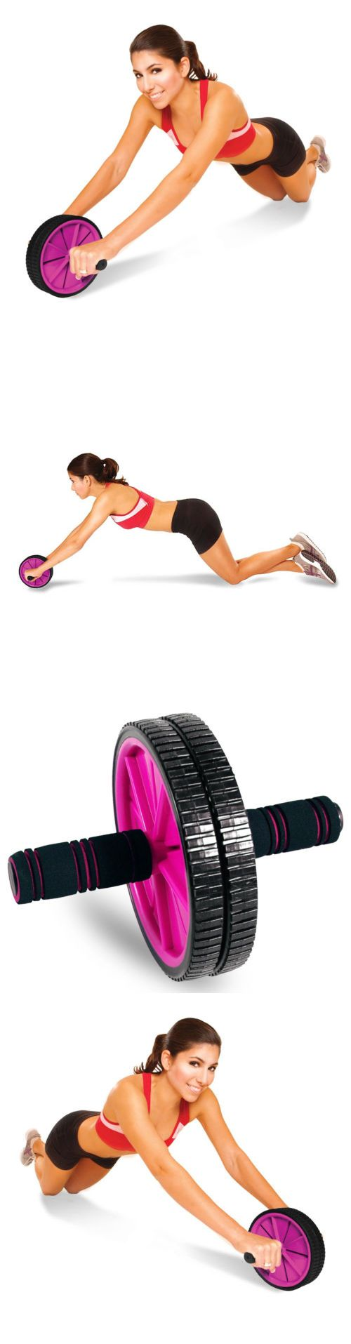 Abdominal Exercisers 15274: Abdominal Roller Toning Exercise Wheel Body Muscle Workout Fitness Training Gym -> BUY IT NOW ONLY: $38.64 on eBay!