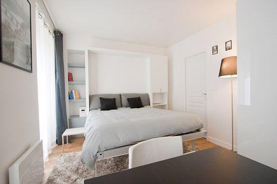 20 m² tout confort par Leila Bezaz : studio
