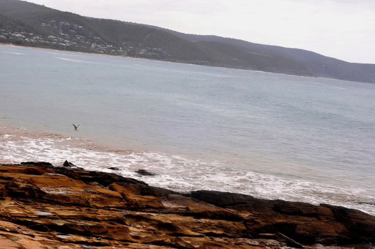 Today I am participating in the Wordpress weekly photo challenge, and this weeks theme is Landscape. Last weekend I went to Lorne for the Sculpture Biennale, which I have posted about HERE. #photography #Lorne #Victoria #Australia #Rockscape #seascape #landscape #earthday