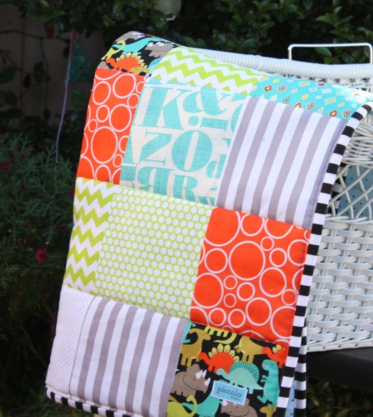 Cooper 's quilt by piccolo studio