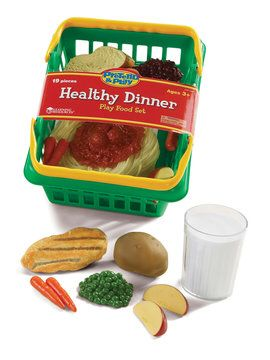 Healthy Dinner Set from Starting at $15: Top Toddler Toys on Gilt