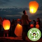 Wishing lanterns...for loved ones who have passed away