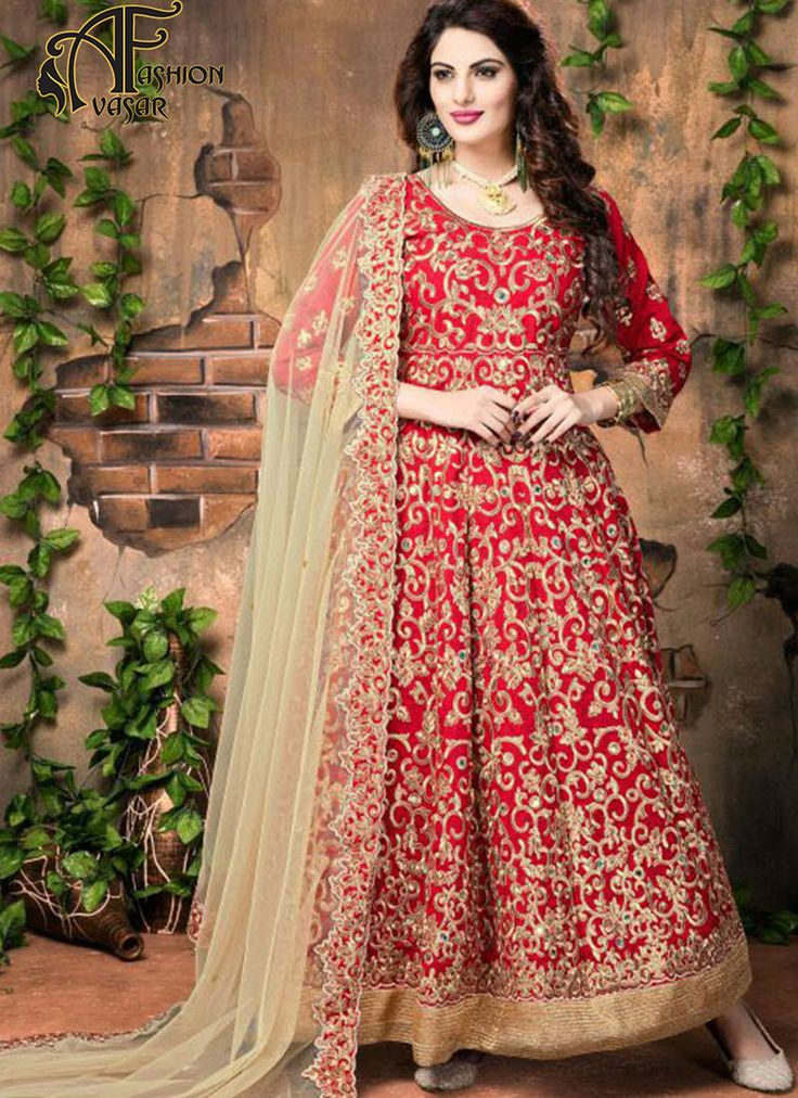 17 best ideas about Anarkali Suits Online Shopping on Pinterest ...