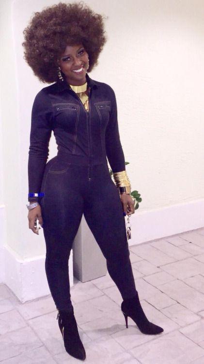 Amara la negra dating black men