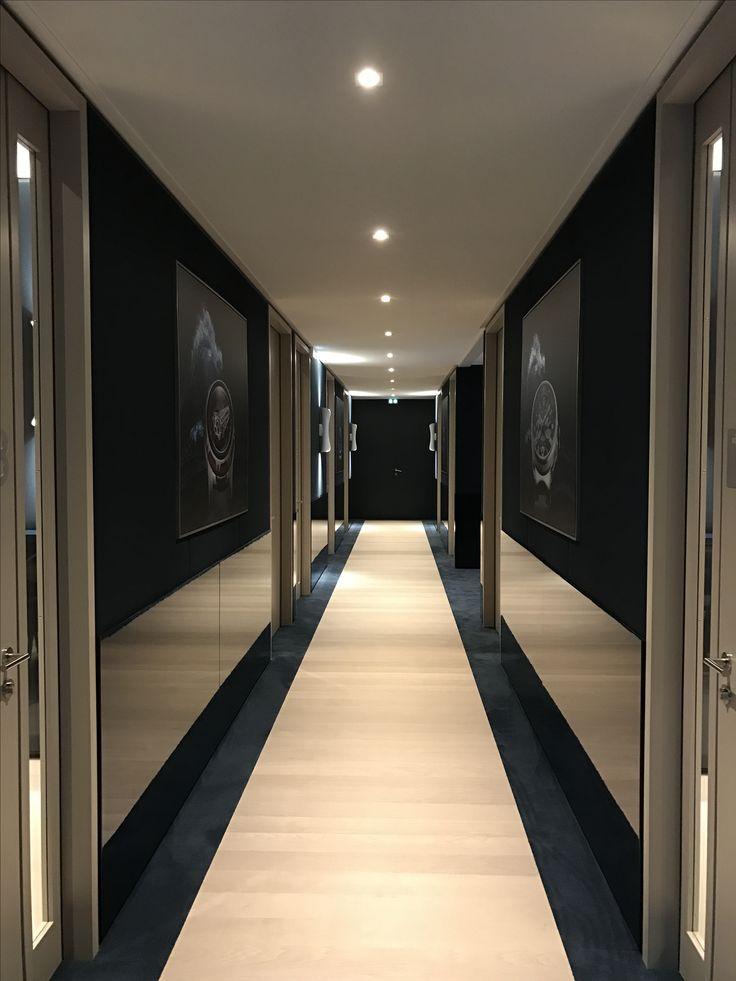 SIHH 2017 Stand Ulysse Nardin Designed by Pozzo di Borgo Styling.
