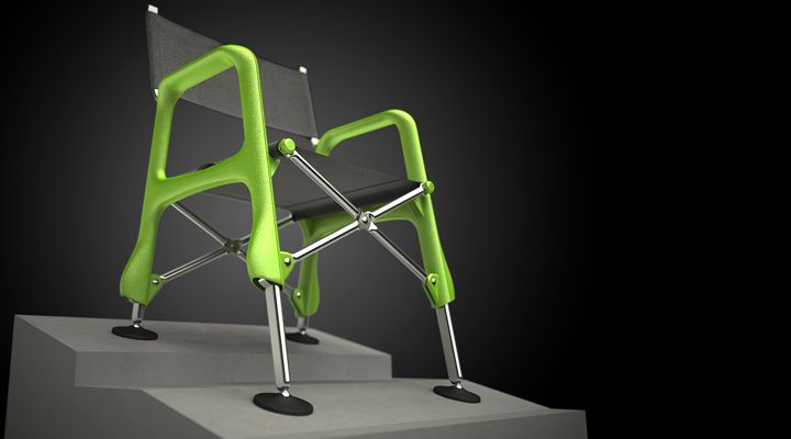 A Chair for every slope : Design & Engineering by Lumium