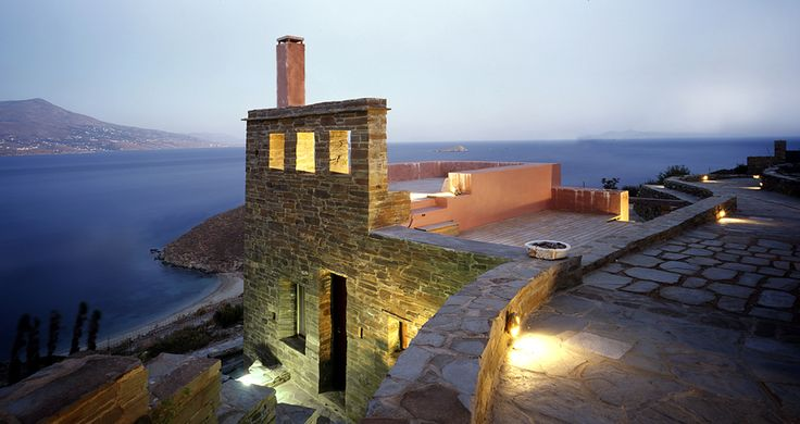 Summer House on Andros Island, Andros-Greece